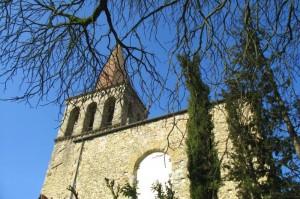 Sansepolcro: Die Kirche des Hl. Franziskus