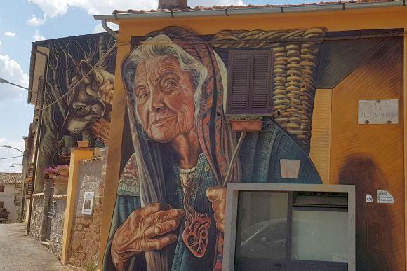 Das Märchendorf von Sant'Angelo