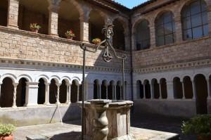 Die Benediktinerklöster Santa Scolastica