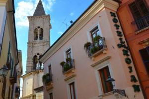 Sulmona, Hotel Rojan