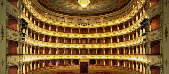 Teatro Rossini Foto Comune di Pesaro