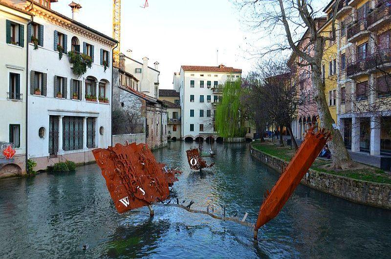 Treviso, Die Stadt der Kanäle