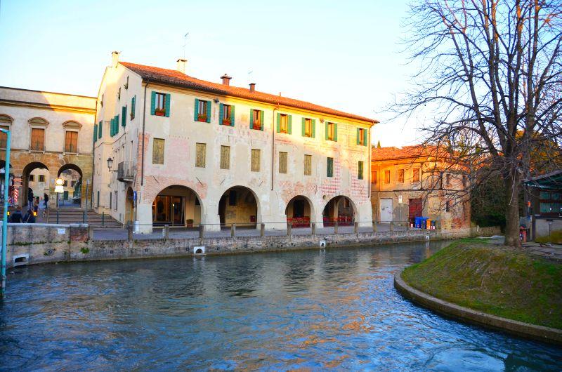 Treviso: eine Wasser-Poesie