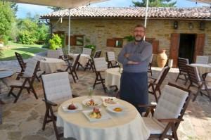 "Restaurant ""Armentum"", das Koch Antonio Falcone"