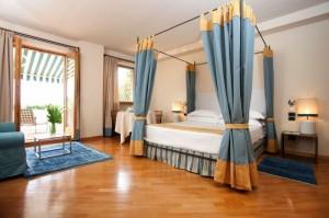 Umbrien, Torgiano, Hotel 3 Vaselle