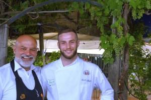 """Trattoria """"La Vecchia Fornace"""",Chef Rosario Pellegrino"""