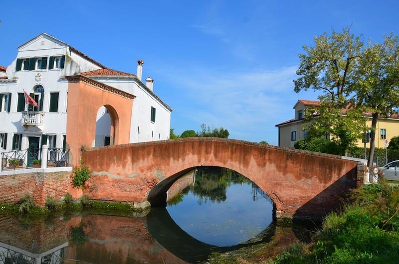 Die Lagune von Venedig: Malamocco auf dem Lido