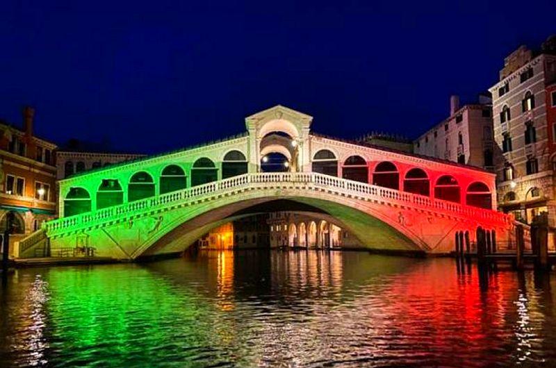 Venedig – bis bald!