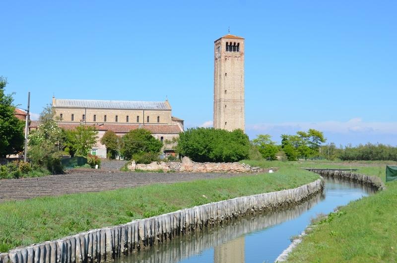 Die Lagune von Venedig: Insel Torcello
