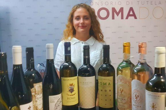 Vinoforum, die 18 Jahre der Veranstaltung, die dem Wein gewidmet ist