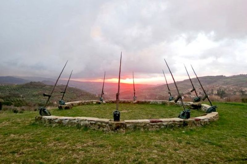 Toskana: Monte Amiata