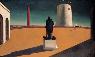 Giorgio de Chirico,L'enigma di una giornata, 1914