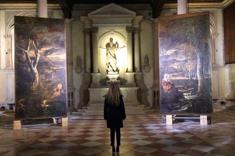 """Ein """"Sky Arte"""" Dokumentarfilm erzählt den Maler Tintoretto"""